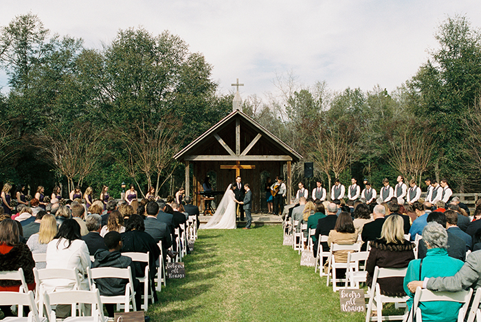 Southern Bridle Farms Wedding