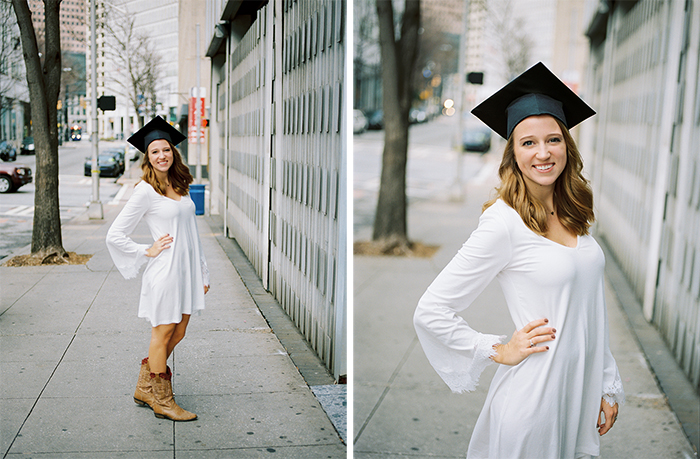 College Graduation Portraits