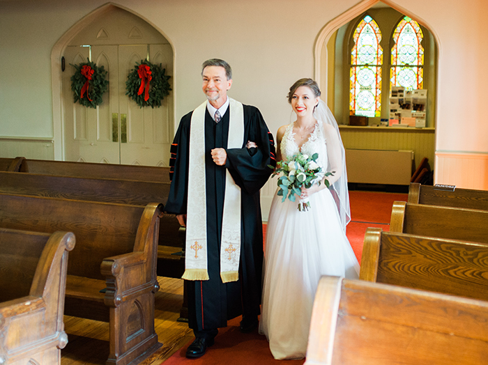 Wesley Monumental Church Wedding