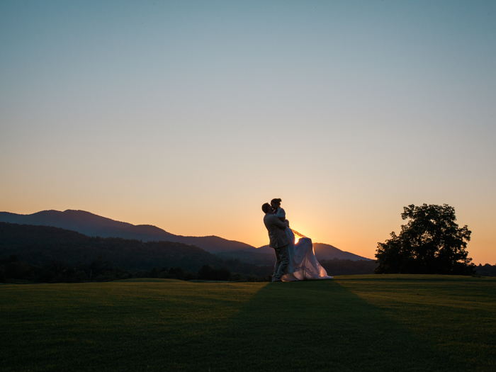 Brasstown Valley Resort Wedding
