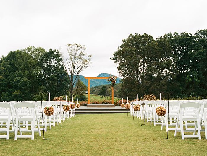 Cenita Vineyards Wedding