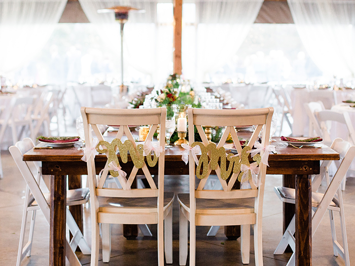 The Venue at Cenita Vineyards Wedding