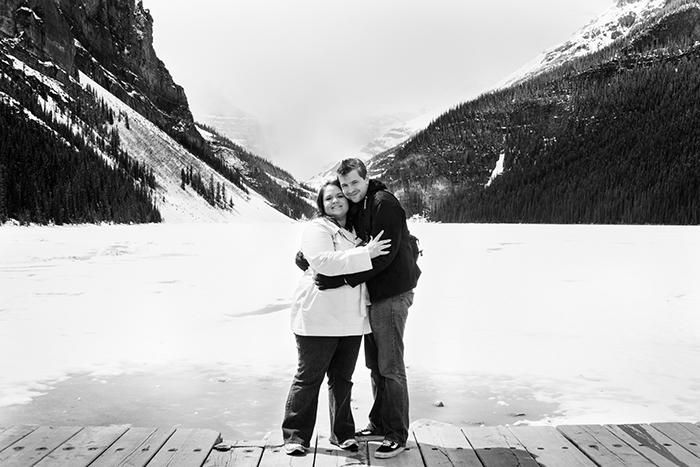 Banff Honeymoon