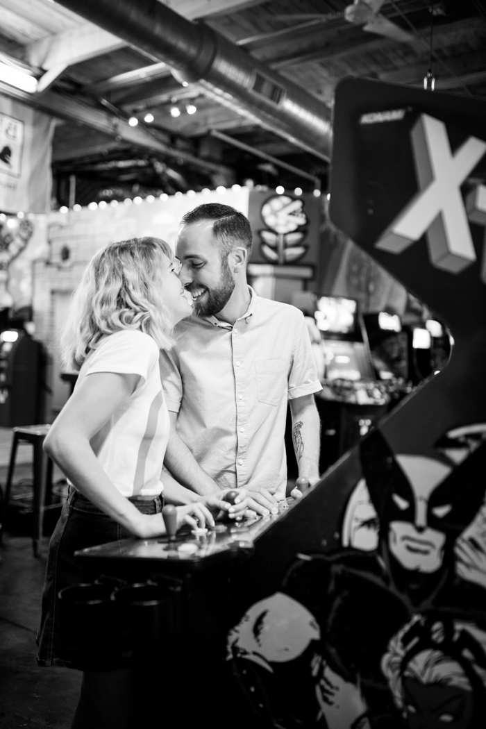 Barcade Engagement Session