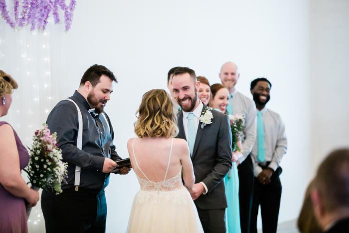 Factory Atlanta Wedding