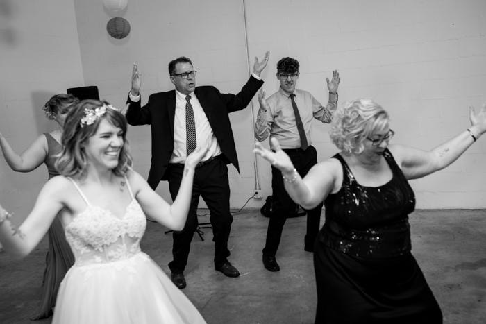 Factory Atlanta Wedding Reception